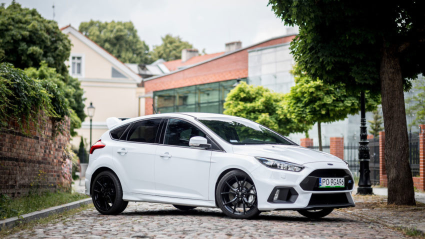 Ford Focus RS poznań