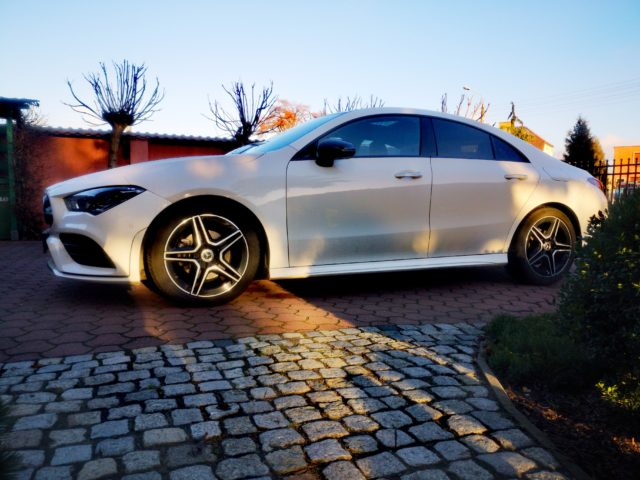 Mercedes-Benz CLA AMG rent a car poznań